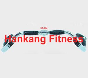 Geschiktheid, gymnastiekapparatuur, geschiktheidsmachine, Staaf 30 '' Hoekige PROLat (hb-004)