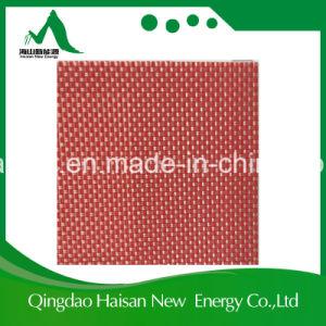 Massa volúmica 48*46 polegadas/extremidades da cortina da janela Componentes Sombra Solar tecidos para Business