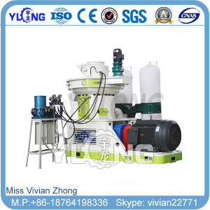 La Chine Hot Sale la biomasse comme combustible Pellet Appuyez sur (XGJ850)
