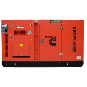 Type de silencieux générateur diesel Cummins 125kw Premier groupe électrogène de puissance