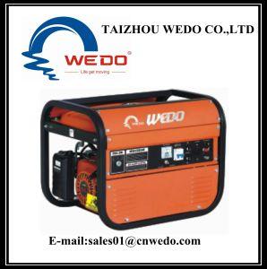 Wd3300 Portable gasolina/generador de gasolina con un solo cilindro