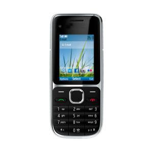 Original desbloqueado Noki caliente C2-01.5 Teléfono Móvil Celular