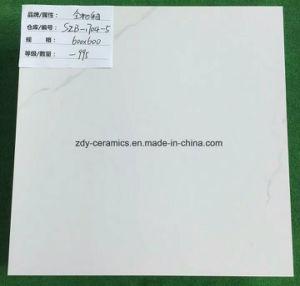 Tegel van het Bouwmateriaal van China De Volledige Opgepoetste Verglaasde Marmeren