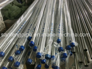 Tubo sanitario del tubo dell'acciaio inossidabile del SUS 304