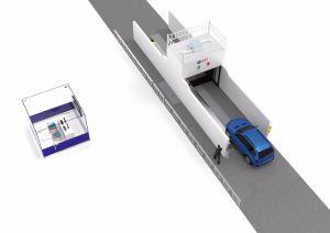X Ray емкость сканер для аэропорта, таможенные и пограничные морского порта