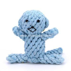 Venda por grosso de cão de estimação de corda de algodão de Alimentação Animal brinquedo mastigar