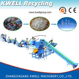De de plastic Lijn van het Recycling van de Fles van het Water/Wasmachine van het Recycling van de Fles van het Huisdier