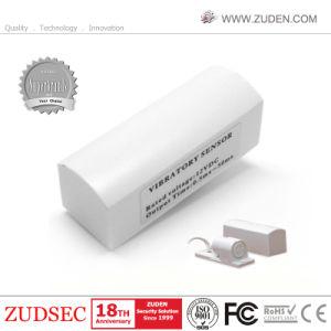 衝撃センサーのための小型ワイヤーで縛られた振動探知器