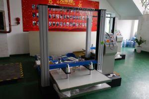 Prezzo ondulato della macchina di prova di compressione del contenitore di scatola