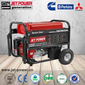 Elevadores eléctricos de 2KW 3KW 4 kw 5 kw 8.5Kw 10KW a gasolina Gerador Honda