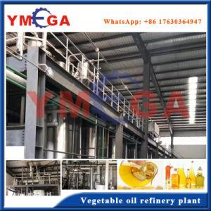 Hochwertige Sojaöl-Raffinierungs-Maschine von China