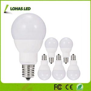 40W équivalent 5W Lumière naturelle blanc 4000K E17 Ampoules Globe pour la maison de l'éclairage