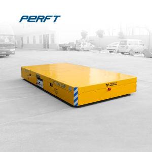 Indústria pesada Flat Carrinho de transferência de veículo motorizado do carro (BWP-10T)