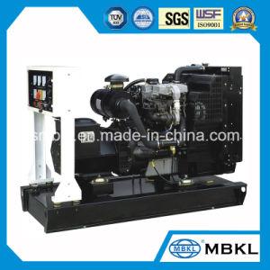 Draagbare Open Diesel van de Brandstofinjector van het Type 10kw/12.5kVA Generator met Motor 403A-15g1 Perkins
