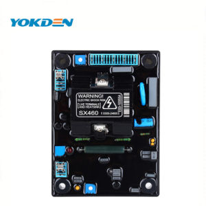 Stabilizzatore di tensione automatico del generatore senza spazzola Sx460 AVR