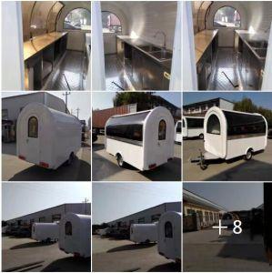商業方法デザイン中国の移動式台所キオスク