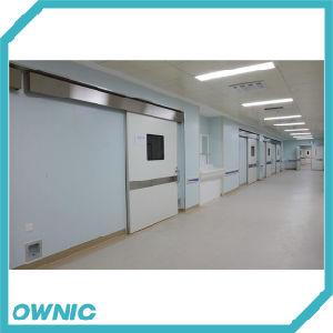 La correa y el proyecto de carretera producto Qtdm-4 Hospital puerta deslizante hermética