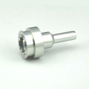 アルミニウム陽極酸化された部品は機械で造られたCNCの機械化を陽極酸化した