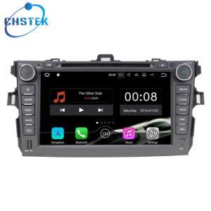 Toyota Corolla 2006-2011년을%s 자동차 라디오 DVD GPS 항해 체계