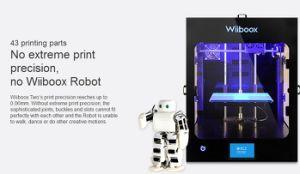 Robô 3D educacional da engenharia inteligente por atacado