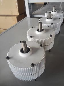 小さい手製400W 12V/24V Pmgの永久マグネット交流発電機の発電機