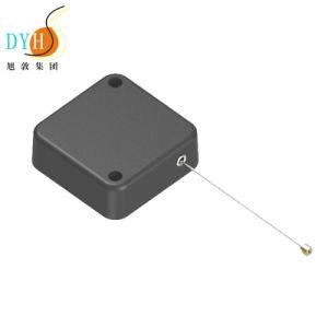 1,5 m de câble en acier inoxydable à ressort escamotable tirer d'attache de sécurité antivol Box