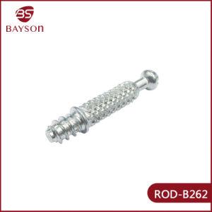 Le fer de l'acier vis à came Minifix (ROB-B262)
