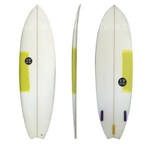 Resina de novo estilo de moda PU com pranchas de surf leash