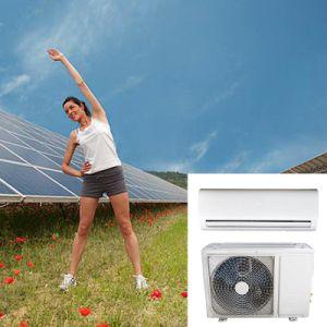 Condizionatori d'aria solari verdi di energia 48V