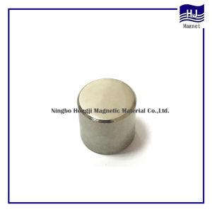 Enorme Cilindro Permanente Watt Bloquear o magneto de neodímio com elevada qualidade