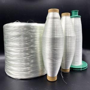 E-Glass itinerante el devanado de filamentos de fibra de vidrio (BH) se utiliza para depósito de plástico reforzado con fibra