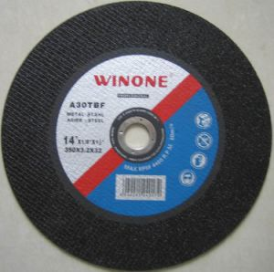 Tipo de plano las capas de doble disco de corte de metal pulido (R41A-A)
