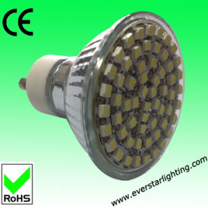 27SMD GU10 LED Scheinwerfer (LED-GU10-S60) PCS 3528SMD MR11 LED (LED-MR11-S27)