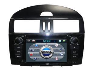 7  닛산 낮은 성냥 Tiida (CM-8365)를 위한 GPS를 가진 차 DVD 플레이어