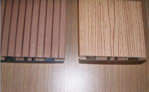 Ocox Ecológico composto de plástico de madeira piso exterior