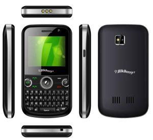 Blkberry B9360 steunt 3 Kaarten SIM of 2 SIM Kaarten, MTK, TV