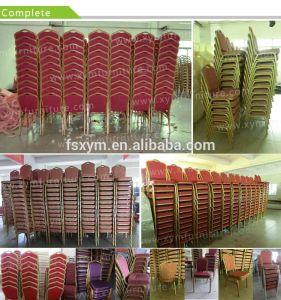 Metal de aluminio apilable banquetes Restaurante del Hotel Presidente (XYM-L23)