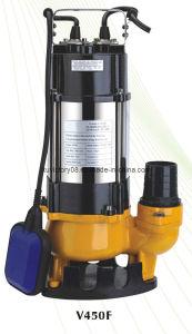De Ce Goedgekeurde Pomp van het Water van de Riolering van het Roestvrij staal (V450F (wq50-7-0.45))