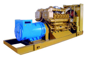 Motore Jichai Powered 1650KVA Generator Set (BH12V190ZL SERIES)