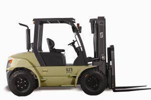 Un U Series Capacity 6000kg Heavy Duty 6.0t Diesel Forklift