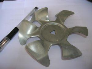Metallantreiber-Schaufel-Rad