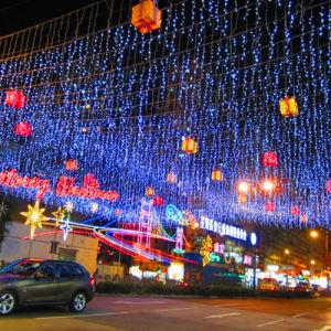 Des Weihnachtenled Zeichenkette-Weihnachtslichter Eiszapfen-Licht-LED für das Speicher-Sperrig sein