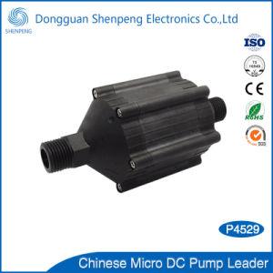 12V/24V 소형 DC 태양 온수기 승압기 펌프