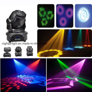 Cabezal movible LED 90W luz Gobo