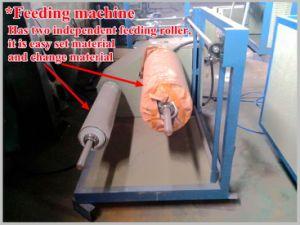 Controle PLC vácuo totalmente automático dá forma à máquina