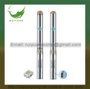 安い価格の銅線のステンレス鋼の深い井戸浸水許容ポンプ水4インチの4kw 5.5HPの高品質のBomba (4SD2-62/4kW)