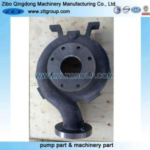 ANSI Durco del prodotto chimico acciaio al carbonio/acciaio inossidabile di titanio/ed alloggiamento della pompa di Goulds