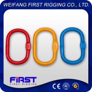Легированная сталь завод входит в комплект G80 соединительного звена/ соединительного звена/ Груша формы Link/ раунда Link/ D-Link/ треугольник Link/ треугольника связь с поперечной штанги