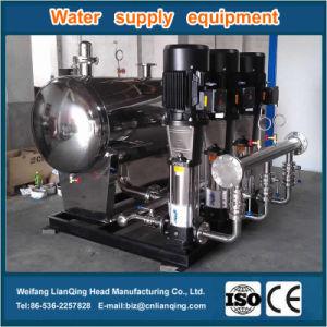 Dispositivo di per il rifornimento idrico di pressione di pressione non negativa