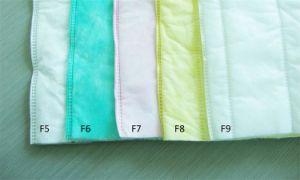 Saco sintético para filtros de bolso